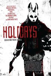 فيلم Holidays 2016 مترجم