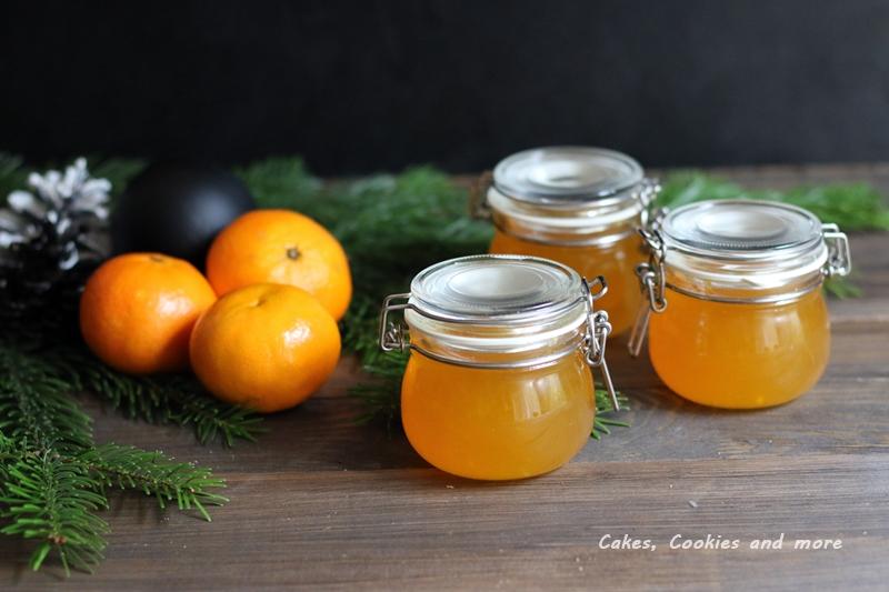Geschenke aus der Küche - Rezept für Mandarinengelee mit Chili