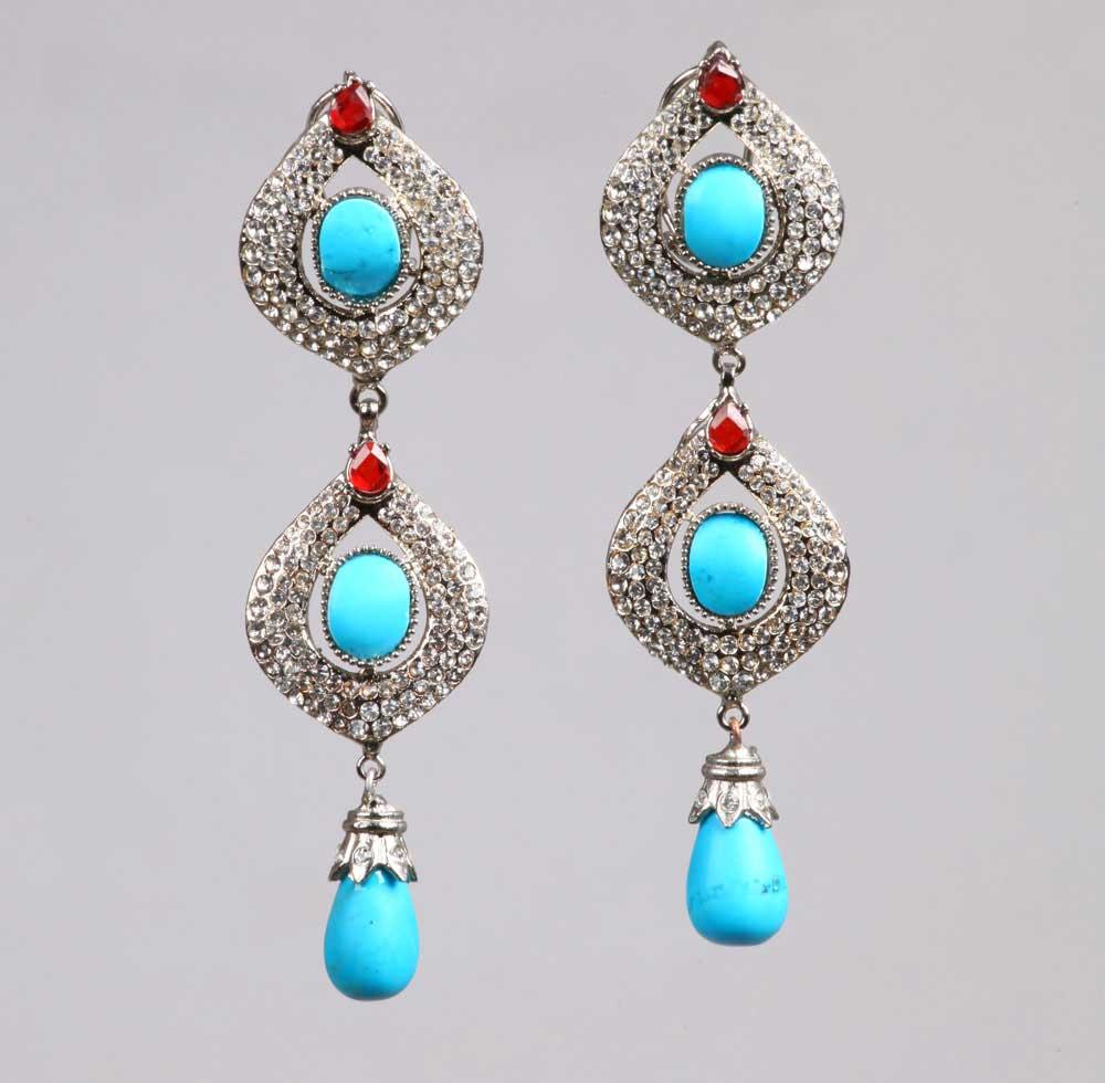 Fashion Ki Dunia: Beautifull Earrings Collection 2013