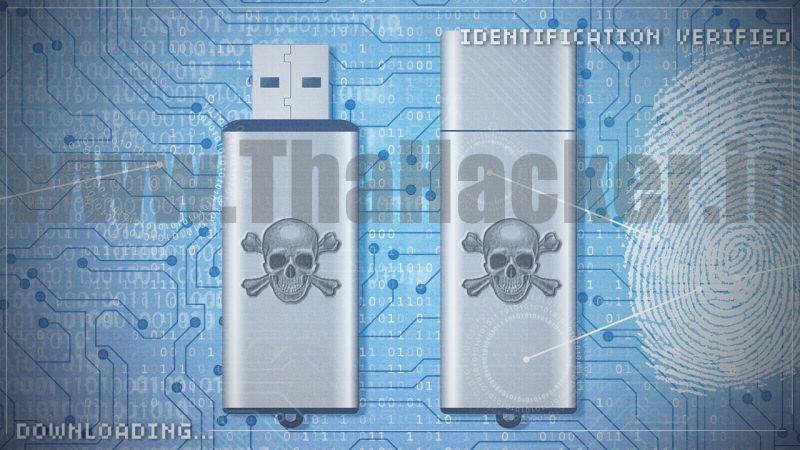 how to make a hacking usb drive thats steals info