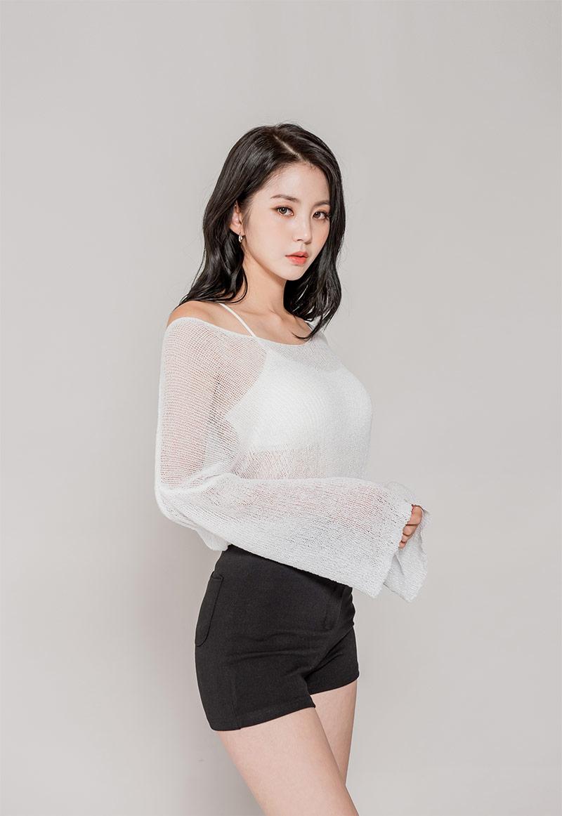 Model Lee Hyun Ji Yg Kplus: Korean Model Lee Chae Eun In Fashion Set August 2017