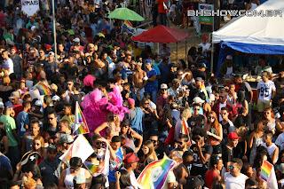 IMG 9936 - 13ª Parada do Orgulho LGBT Contagem reuniu milhares de pessoas