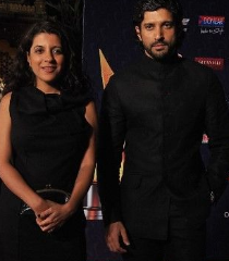 Farhan Akhtar Family Wife Son Daughter Father Mother Marriage Photos Biography Profile