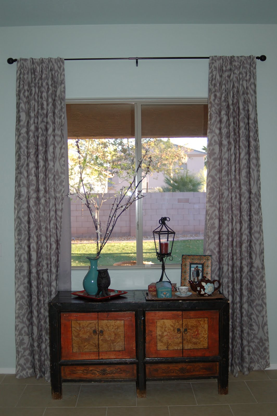 Pleasant Places: How To Choose Curtains {and not lose your ...