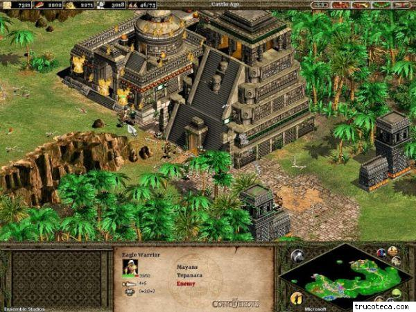 Age of Empires II - The Conquerors Expansion   Game Tak