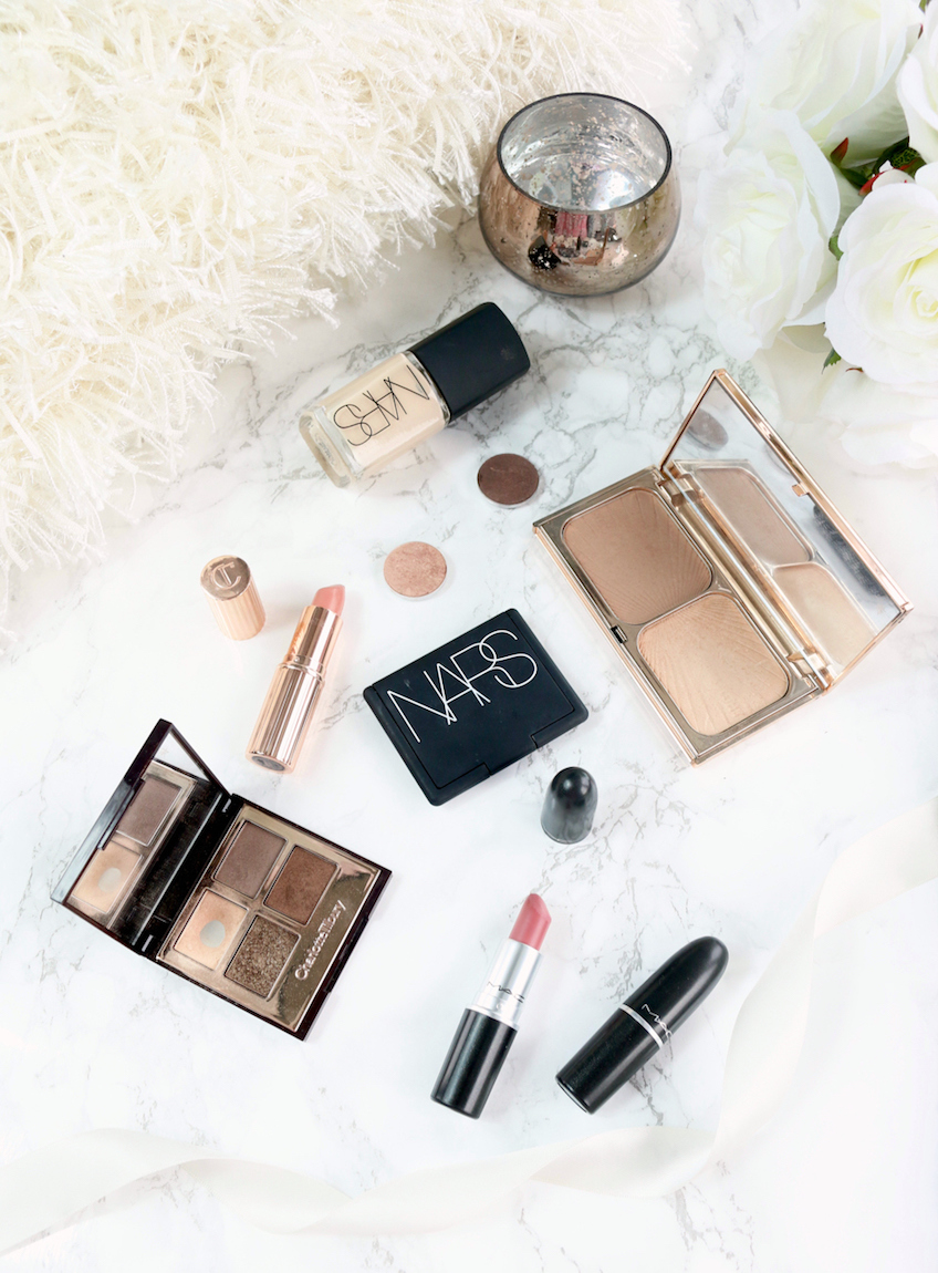 Favourite High End Brands Part 1 Charlotte Tilbury, NARS and MAC