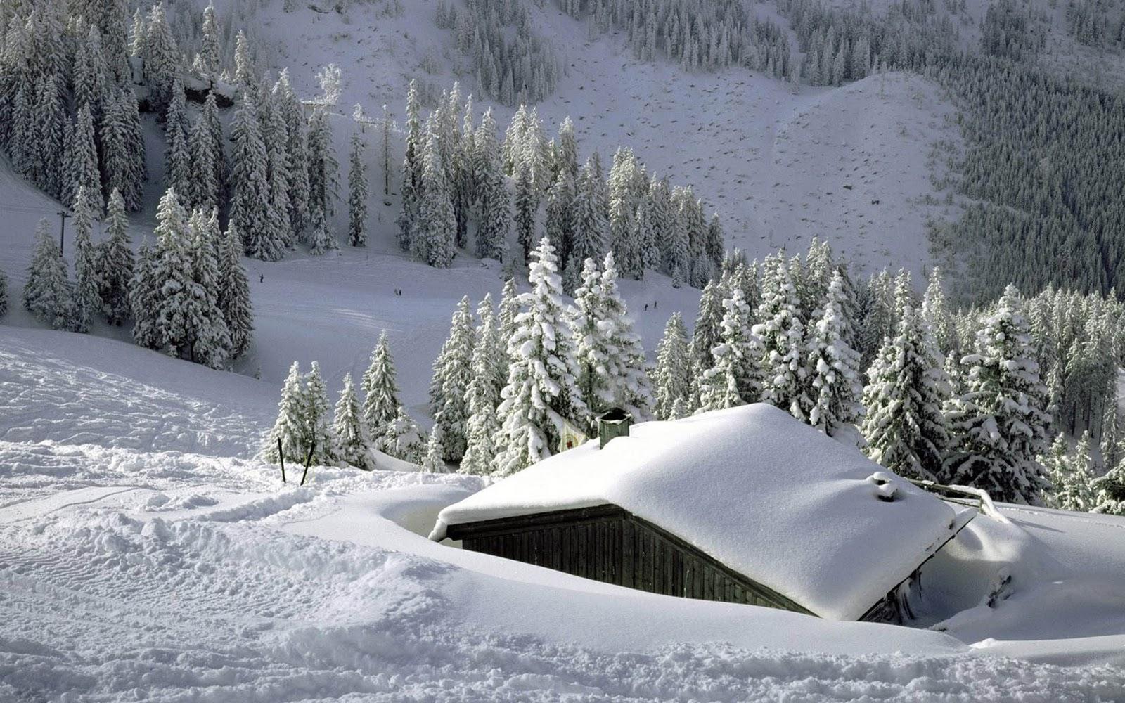 Best Desktop HD Wallpapers: Snow Desktop