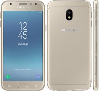 Gambar Galaxy J3 (2017)