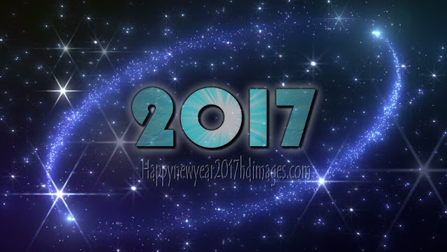 Happy New Year 2017 Sparkling Images in HD Download Free