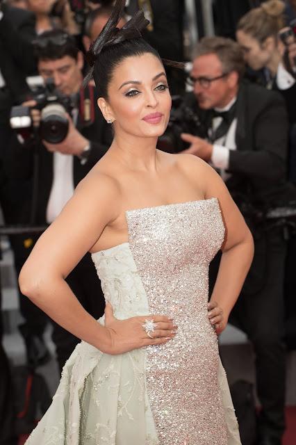 Aishwarya Rai Bachchan – 'Sink or Swim' Premiere at 2018 Cannes Film Festival