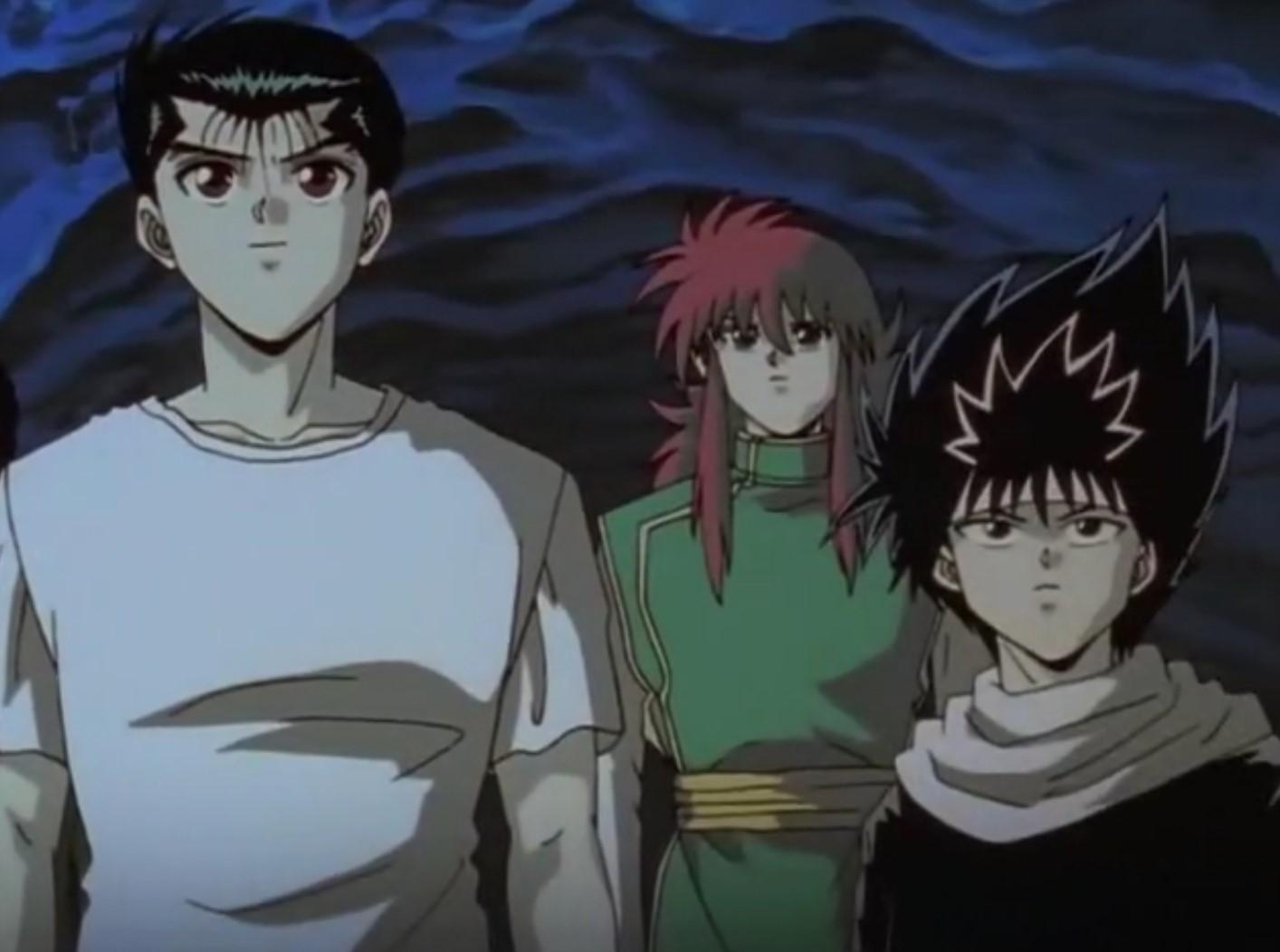 Yu Yu Hakusho Dublado: Episódio 81 – Guerra na Caverna