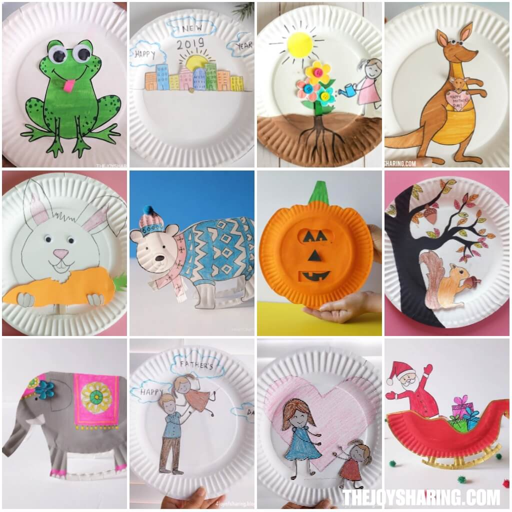 Paper Plate Cow Therapy Activity | Speech Therapy Ideas | 1024x1024