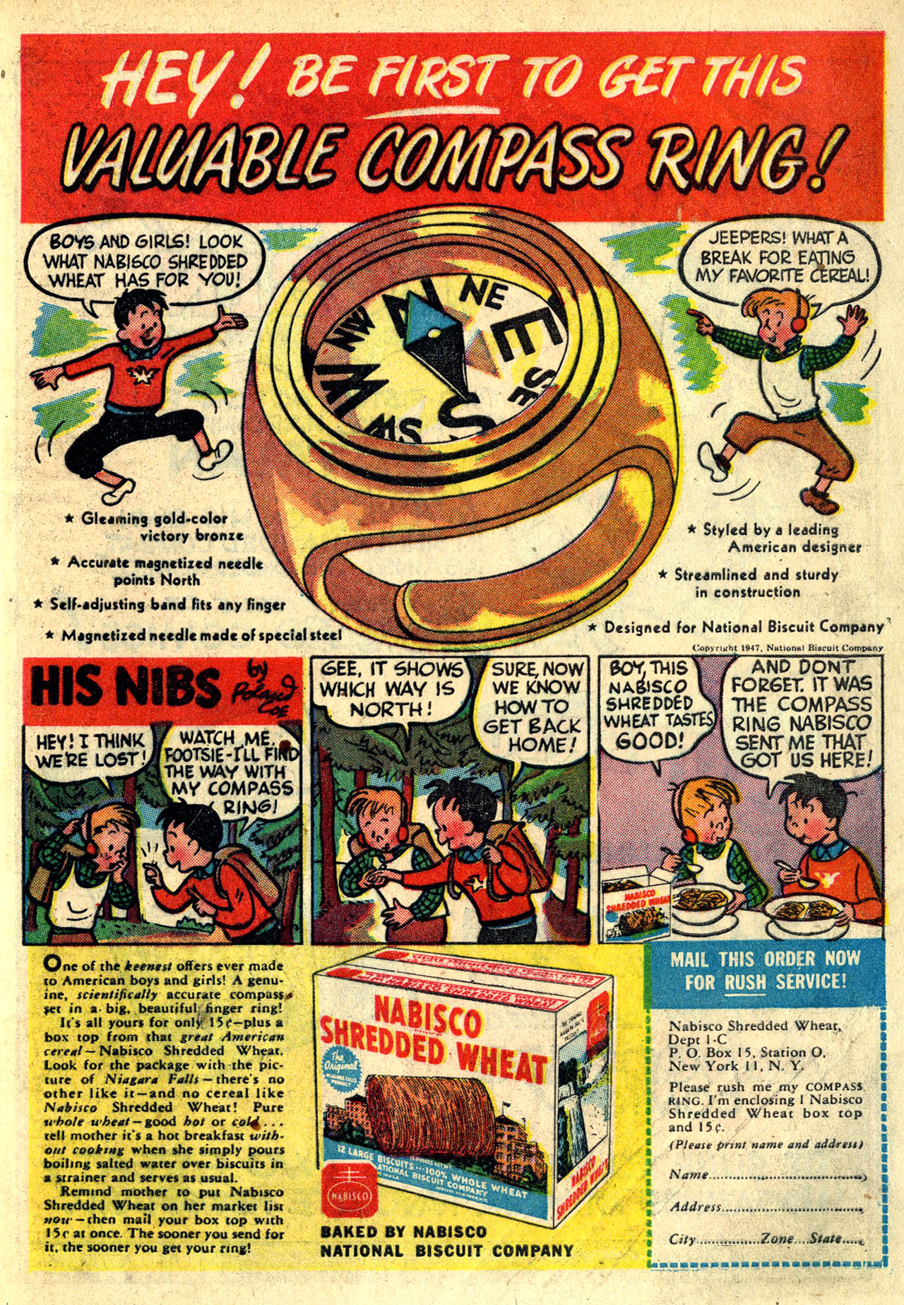 Read online Detective Comics (1937) comic -  Issue #121 - 49