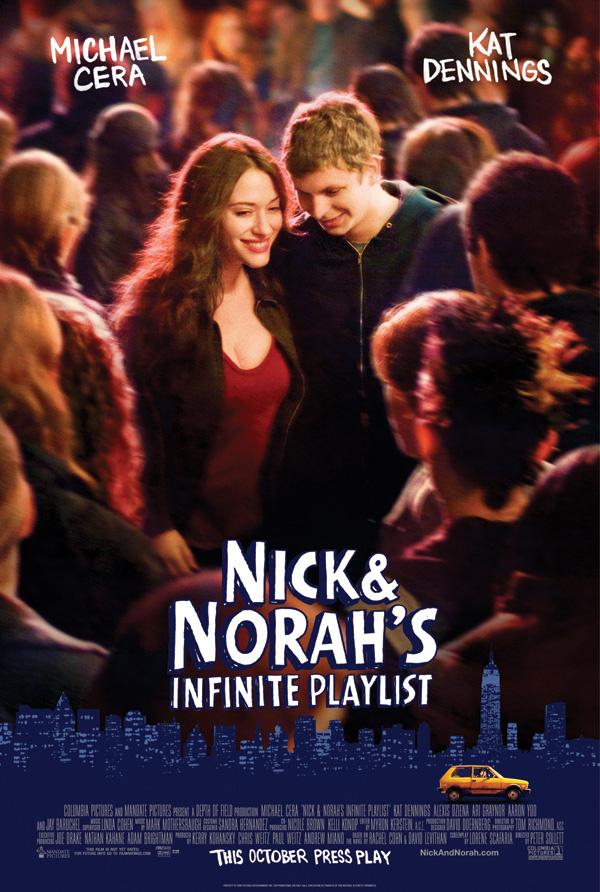 Nick and Norah's Infinite Playlist คืนกิ๊ก…ขอหัวใจเป็นของเธอ [HD][พากย์ไทย]