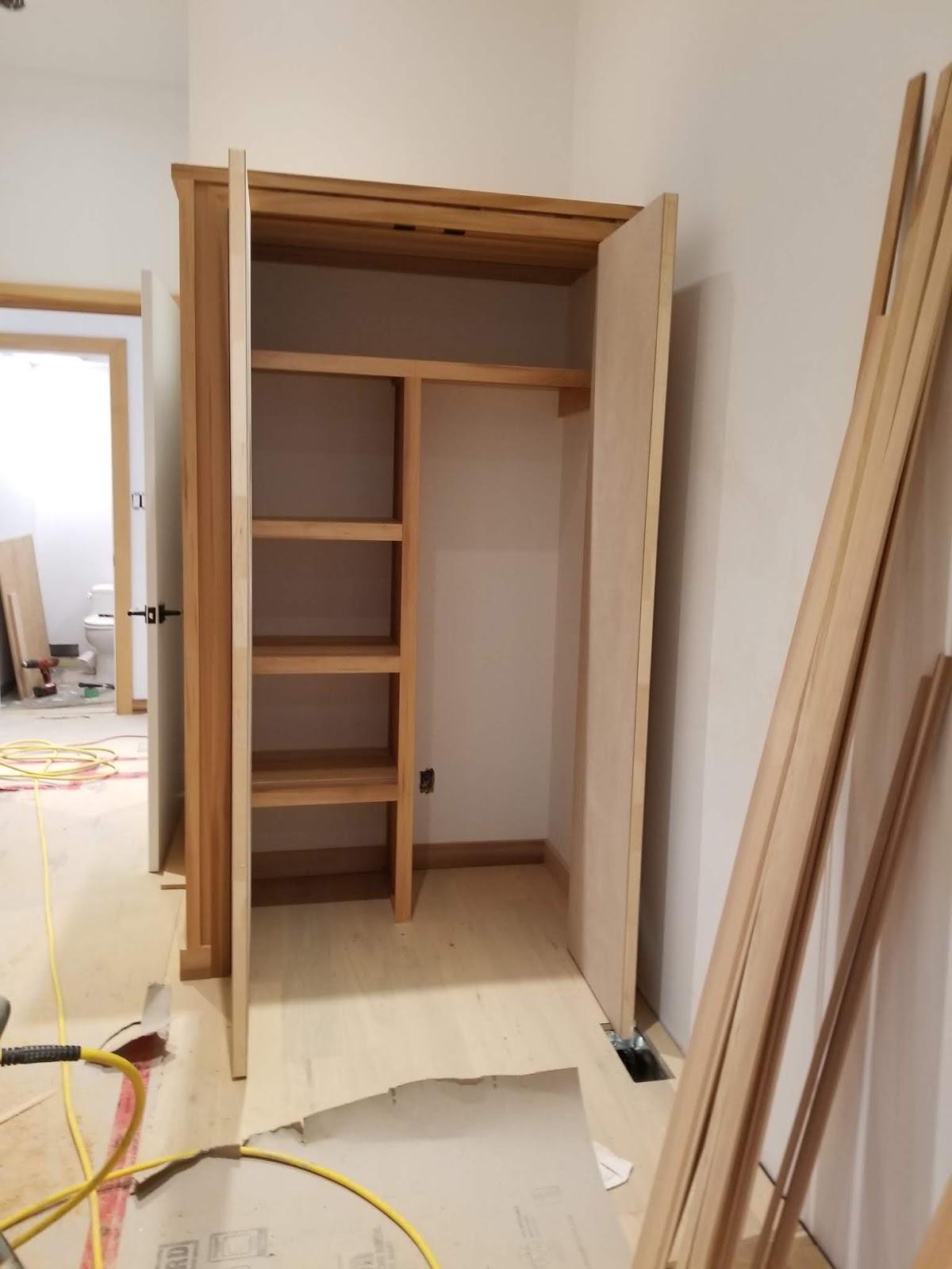 Ask Rob: Custom Cedar Closets For The Modern Home