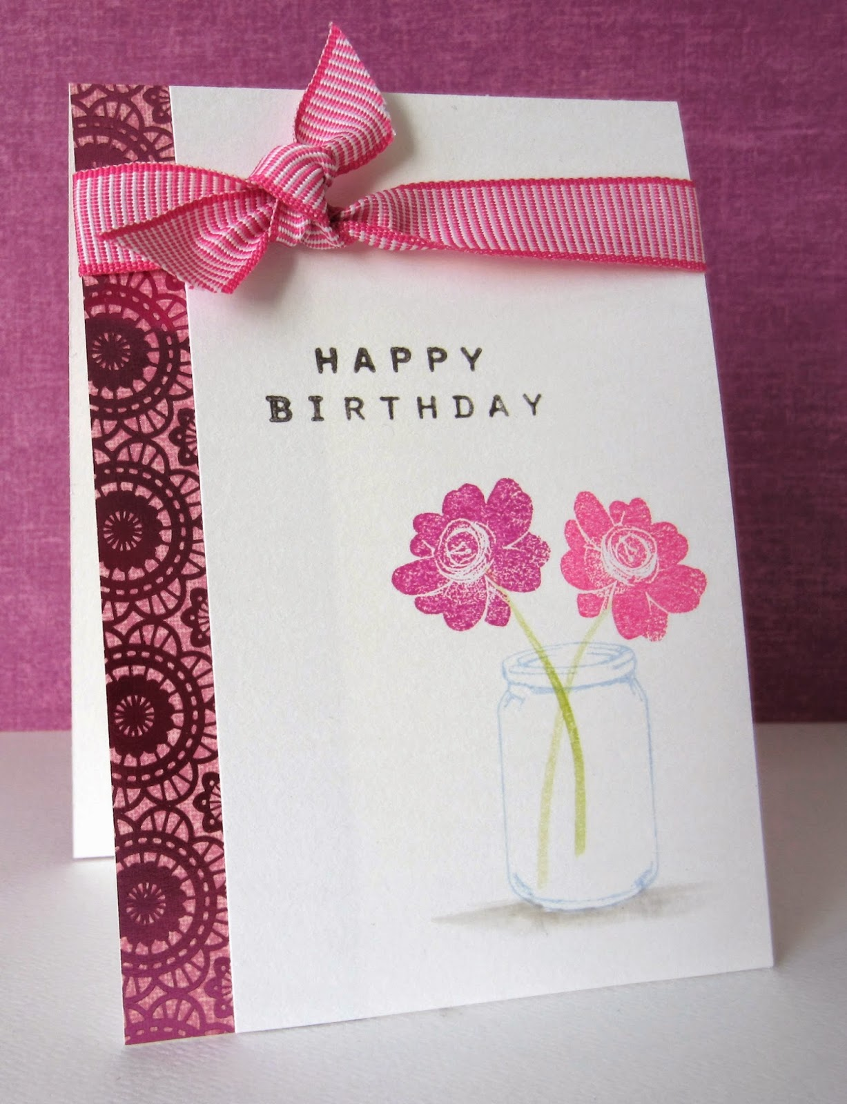 STAMPlorations™ Blog: Happy Birthday, Vicki