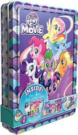 My Little Pony MLP The Movie: Collector's Tin Books
