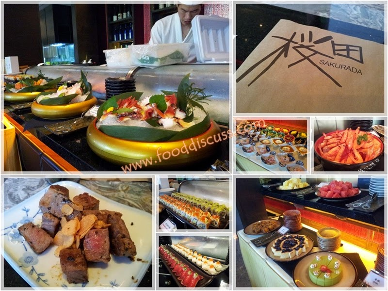 【餓底報告】櫻田日本餐廳:鐵板燒半自助午餐(沙田)