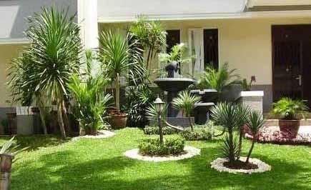 Sumber: desaindesainrumah.com & 65 Desain Taman Depan Rumah Mungil Minimalis | Desainrumahnya.com