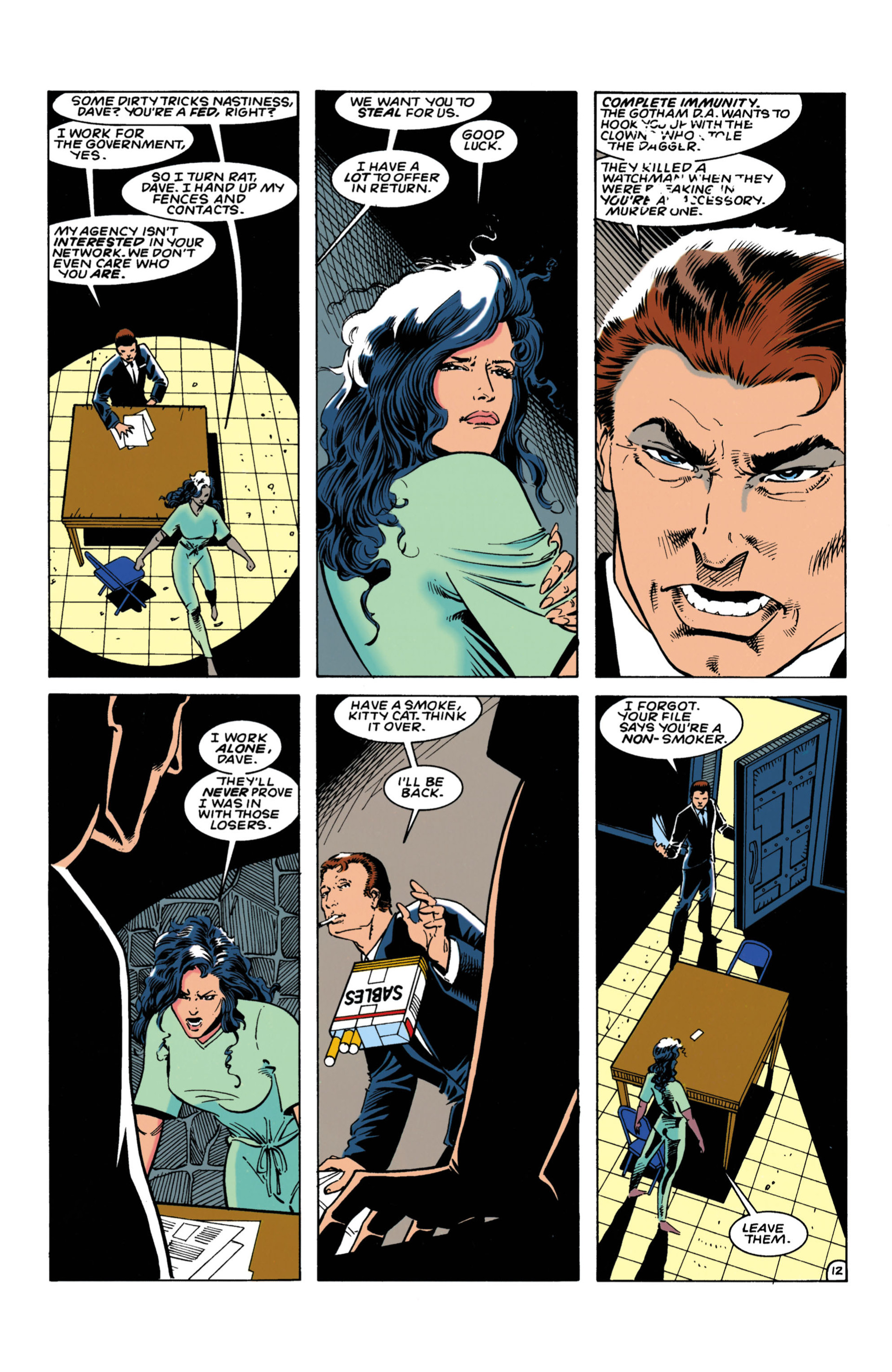 Catwoman (1993) Issue #15 #20 - English 13