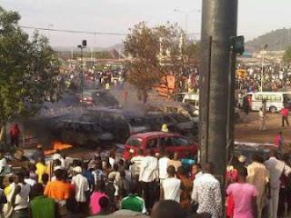 Bomb blast rocks Adamawa state