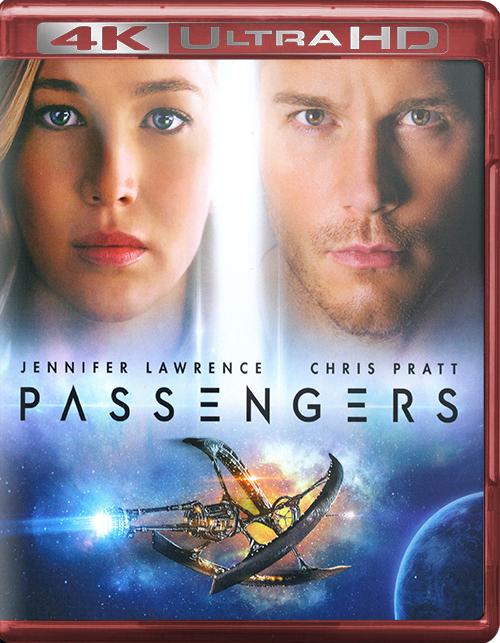 Passengers [2016] [UHD] [2160p] [Latino – Castellano]