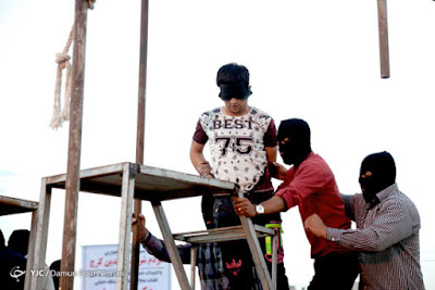Medieval punishments: Public execution in Iran