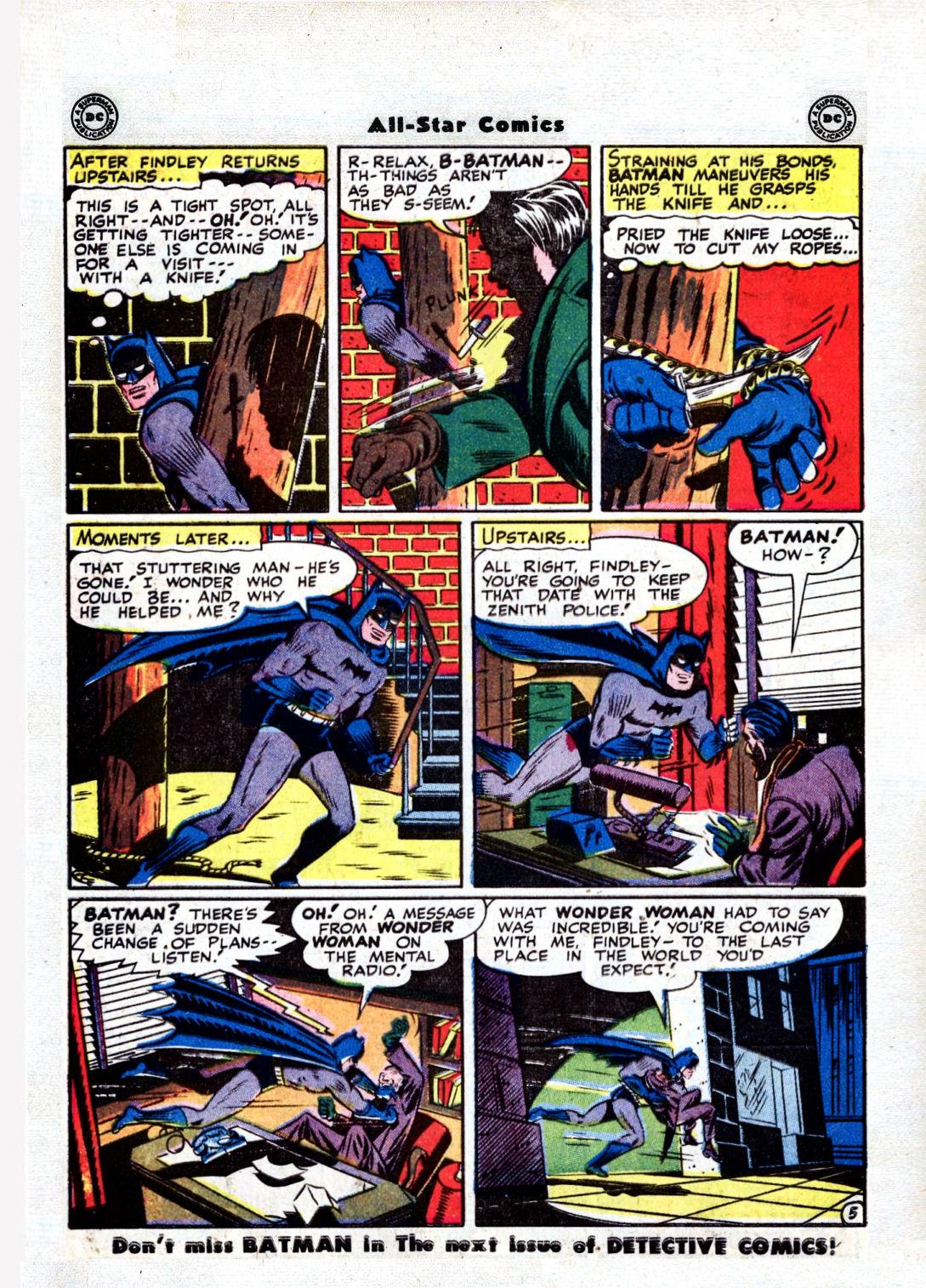 Read online All-Star Comics comic -  Issue #36 - 14