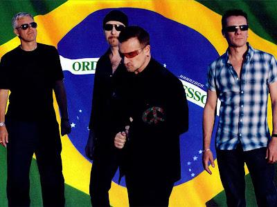 Resultado de imagem para grupo musical irlandês U2