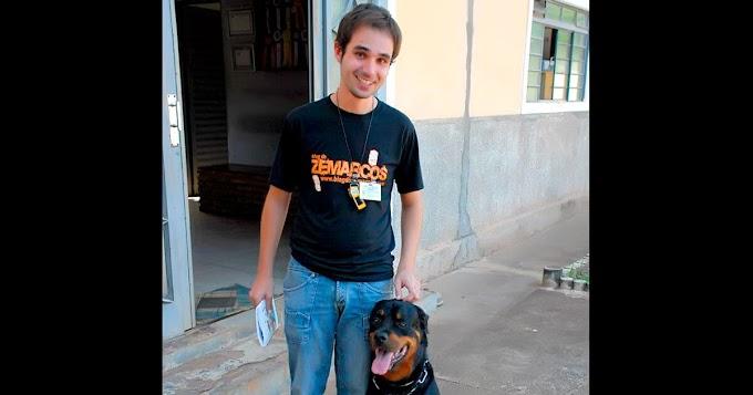Sérgio Teixeira é zemarquete