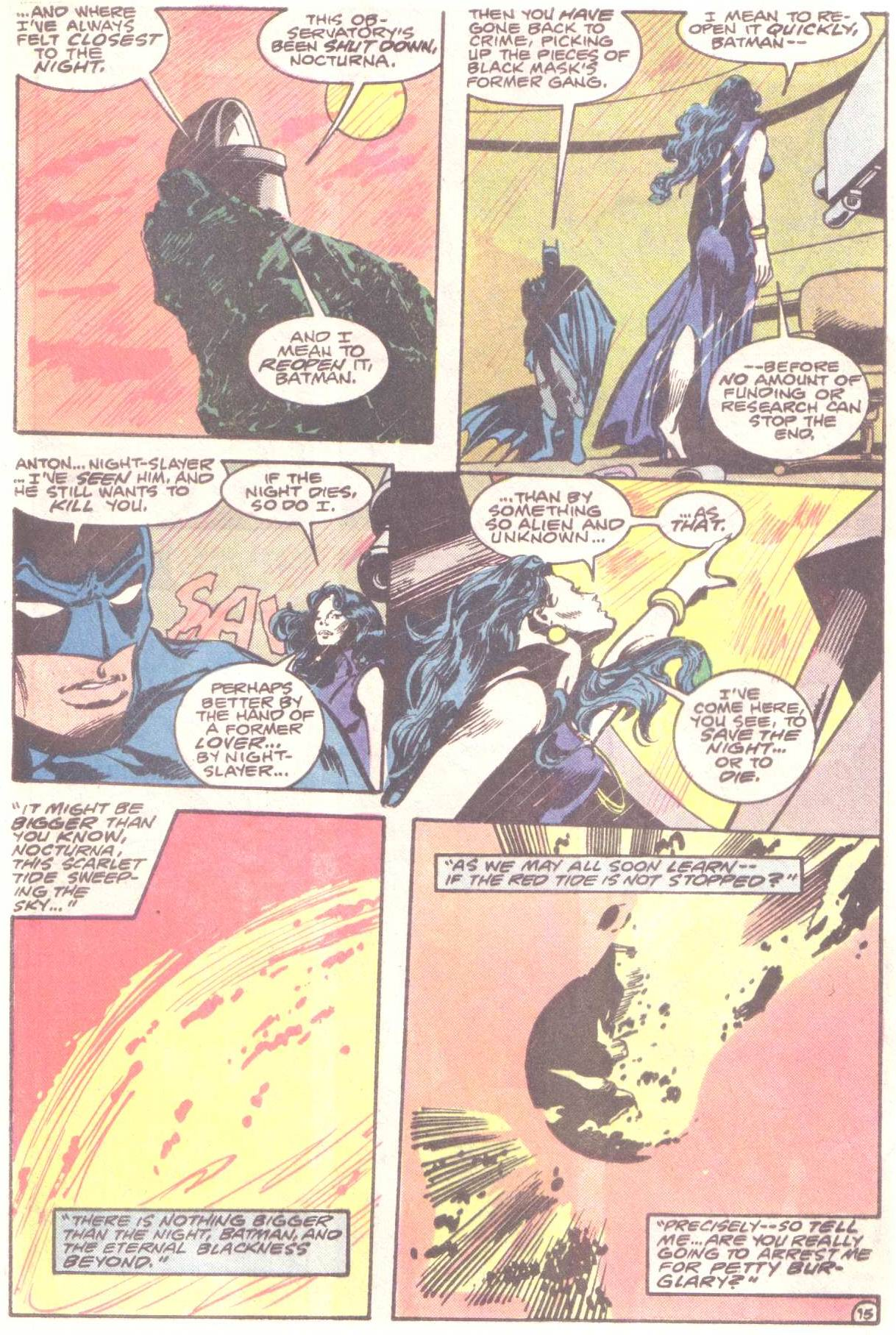 Detective Comics (1937) 556 Page 19