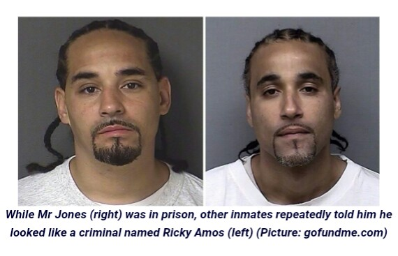 Man Spends 17 Years In Jail For A Crime Committed By Someone Who Looked Like Him... demands $1m