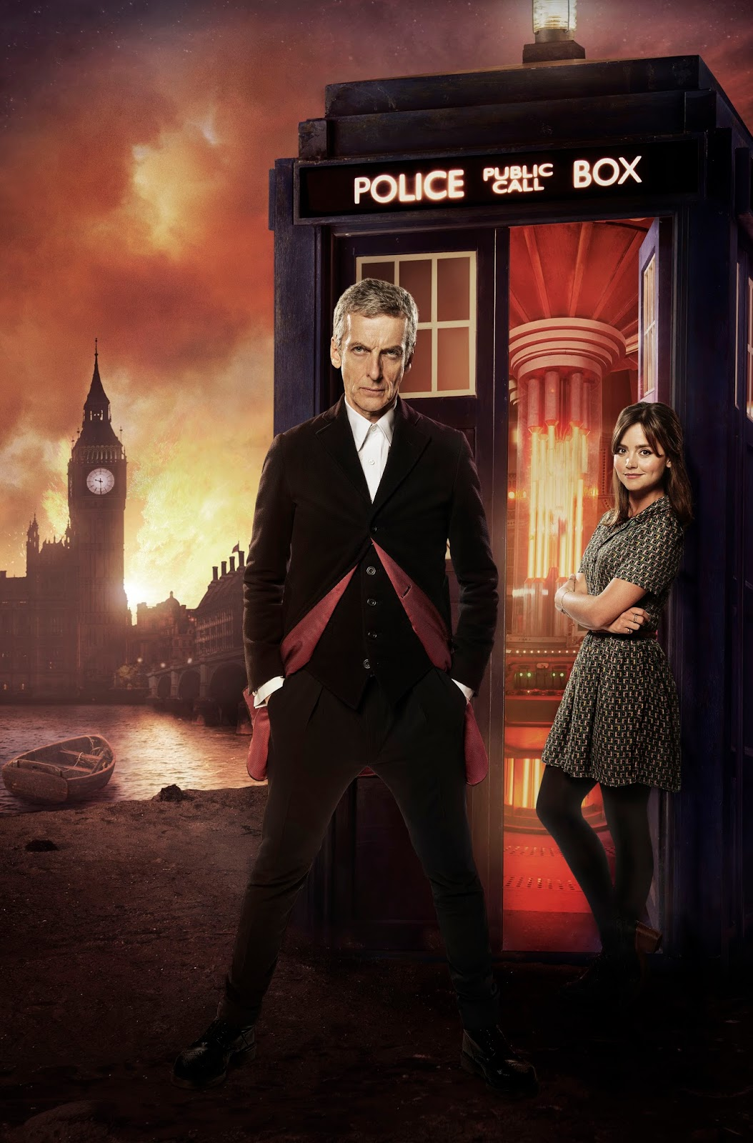 Making my 12th doctor costume august 2014 for Paul smith doctor who shirt