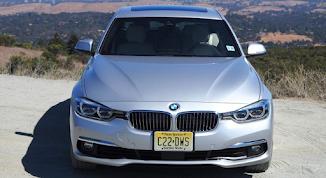 BMW 330e 2016 Review