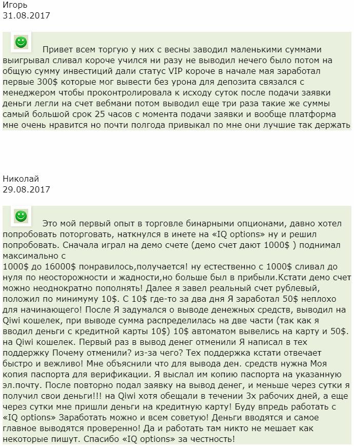 Отзыв от Игорь