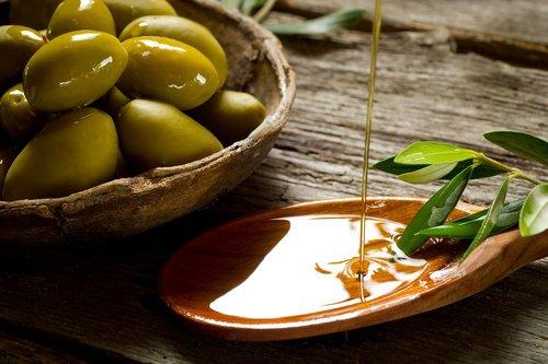 Conditionneur d'huile d'olive et de vinaigre