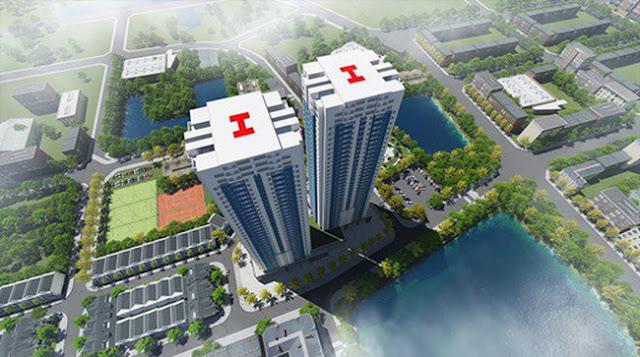 Phối cảnh dự án Osaka Complex