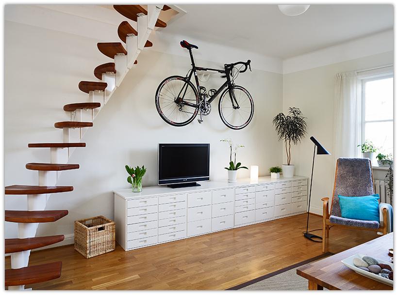 Art Symphony: Wonderful apartment in Sweden