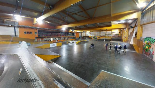 Skatepark Le Mans