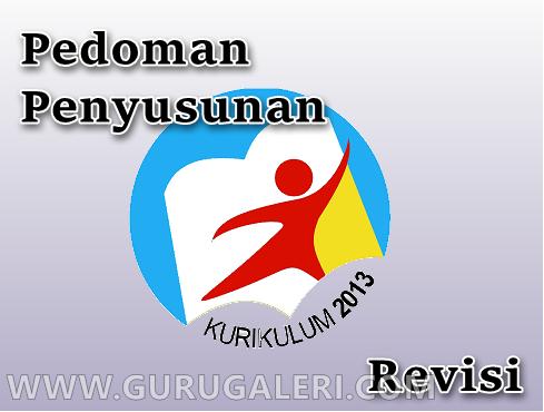 Pedoman Penyusunan Kurikulum 2013 Revisi
