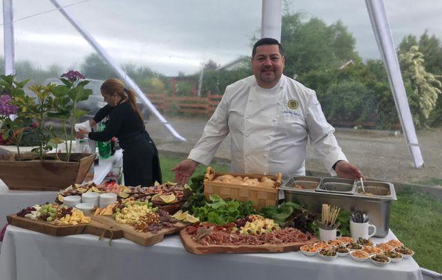 Chef José Luis Dolarea