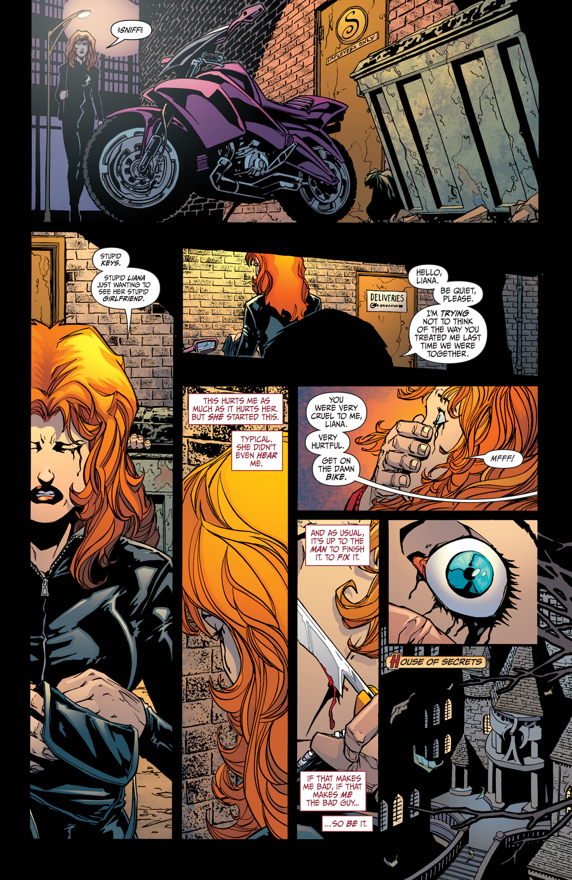Read online Secret Six (2008) comic -  Issue #31 - 9