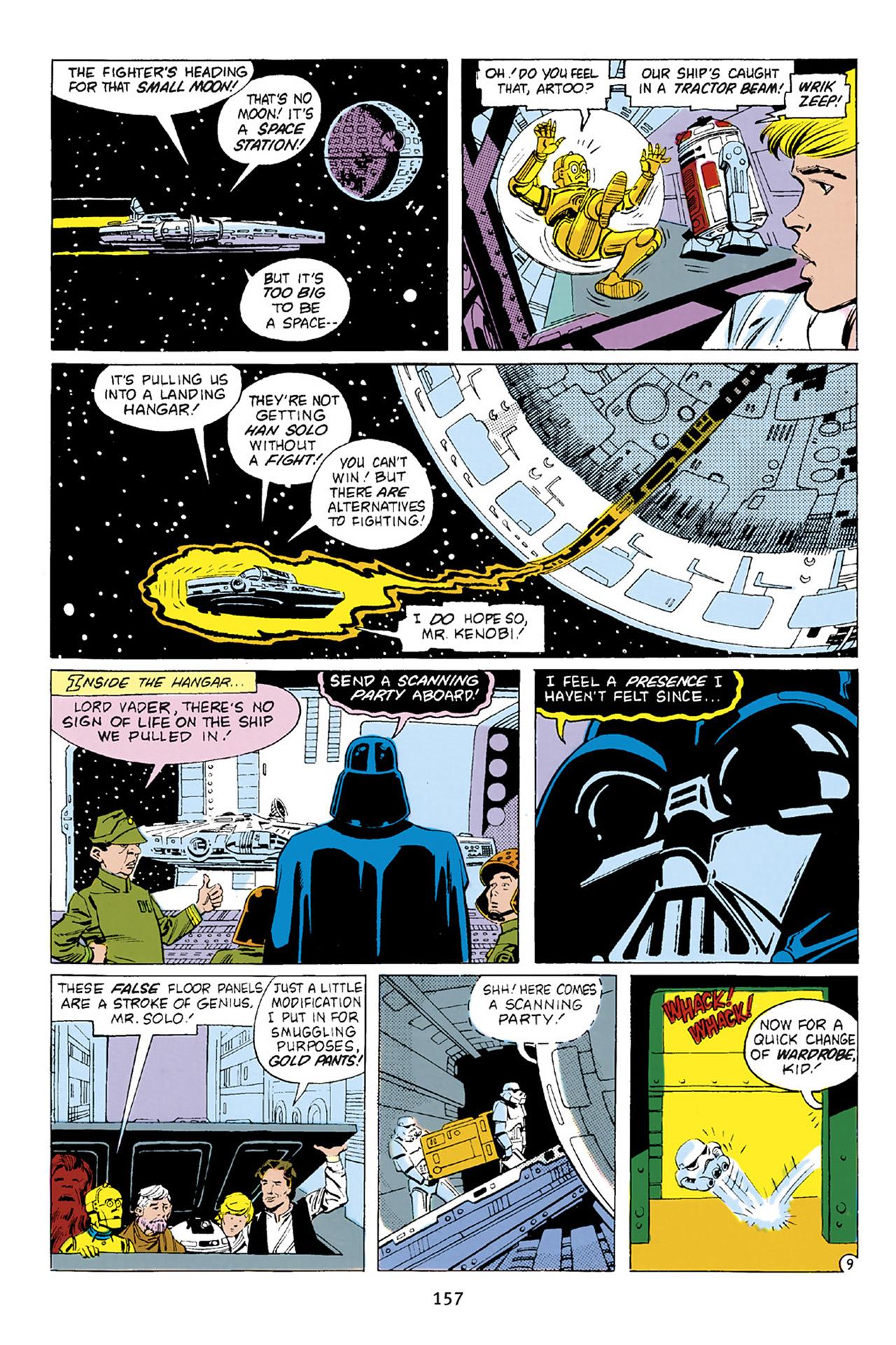 Read online Star Wars Omnibus comic -  Issue # Vol. 23 - 156