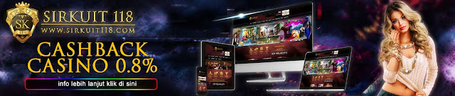 Boonus Cash Back Casino 0.8%