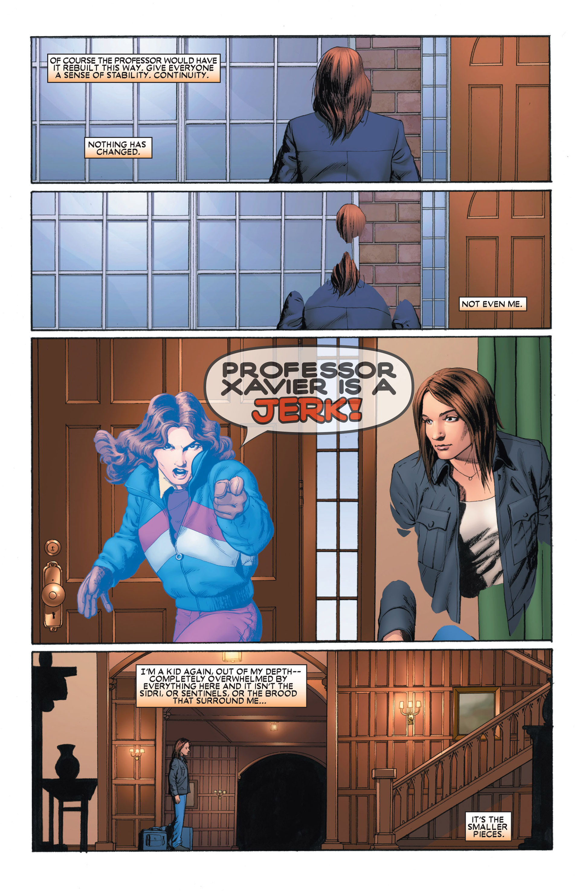Astonishing X-Men (2004) issue 1 - Page 5