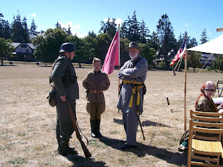 Fort Worden 2016 General Lee