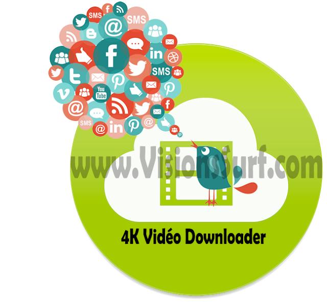 gestionnaire de téléchargement 4K Vidéo Downloader