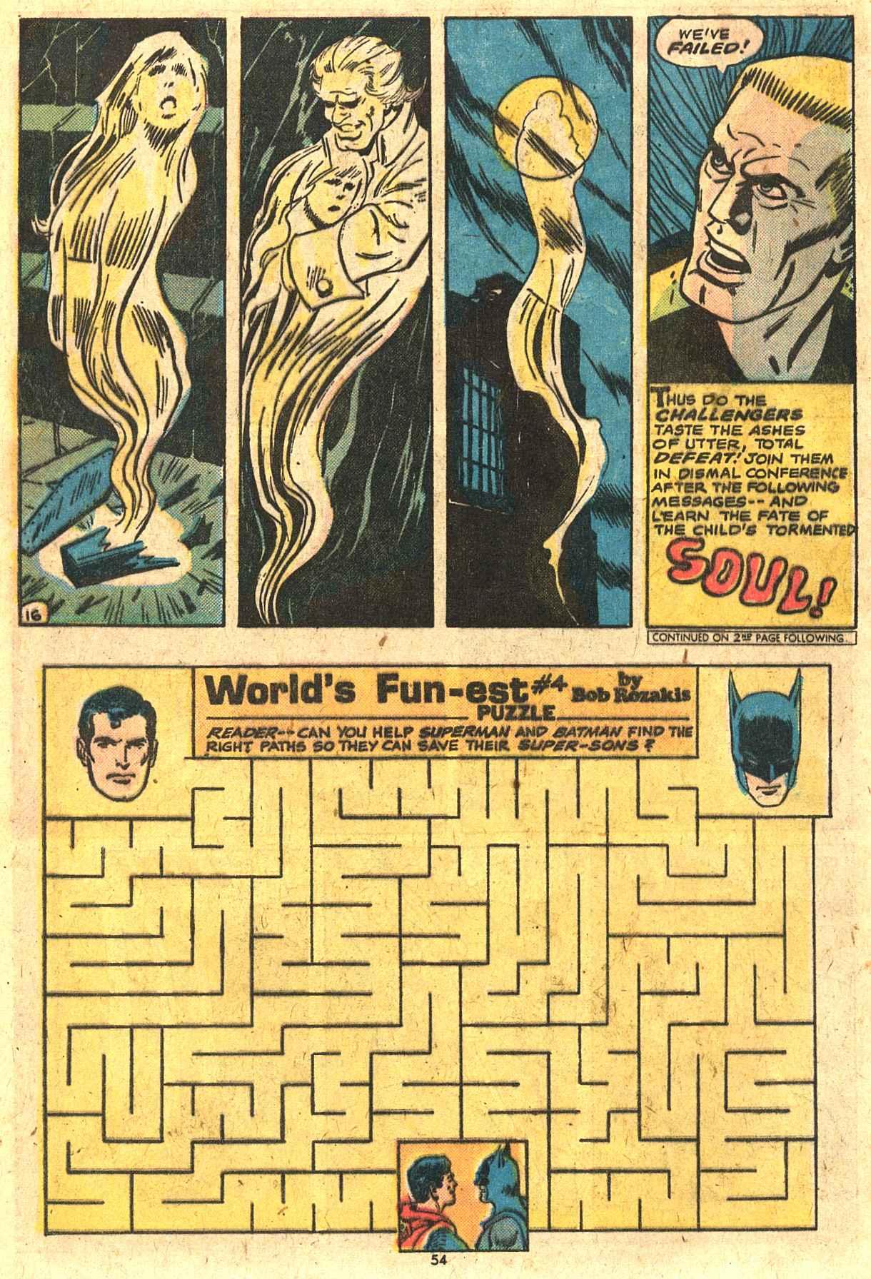 Read online World's Finest Comics comic -  Issue #230 - 50