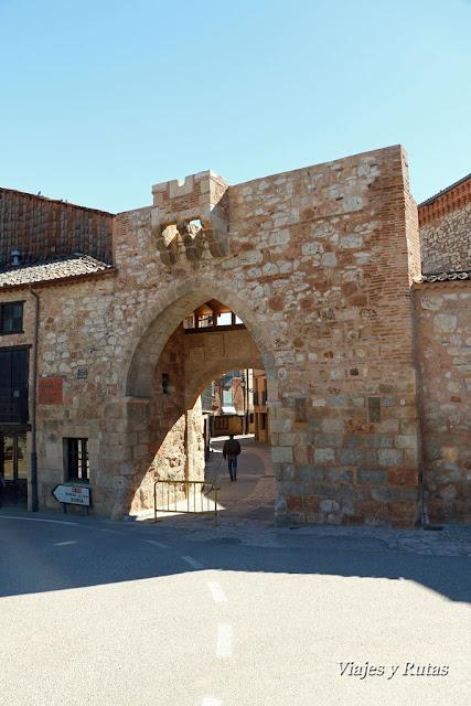 Arco medieval de Ayllón, Segovia