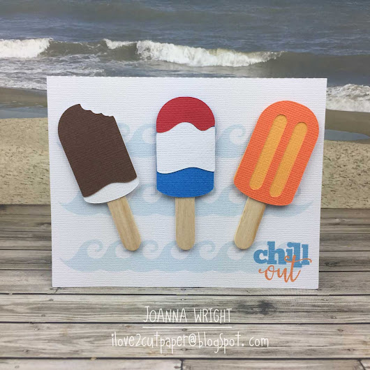 Chill Out - Popsicles - Pazzles Design Team
